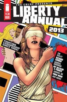 cbldf annual 2013